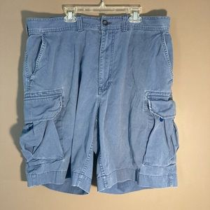 Polo by Ralph Lauren vintage blue cargo shorts